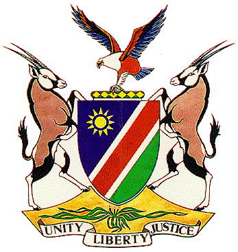 Arms of National Arms of Namibia