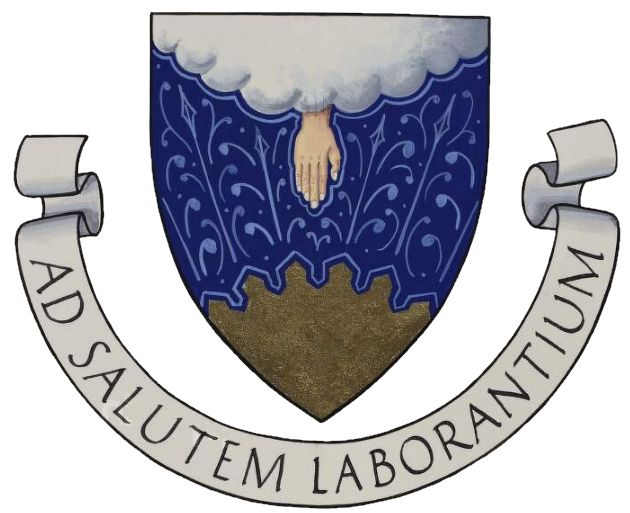 Arms of Royal College of Physicians of Ireland - Faculty of Occupational Medicine