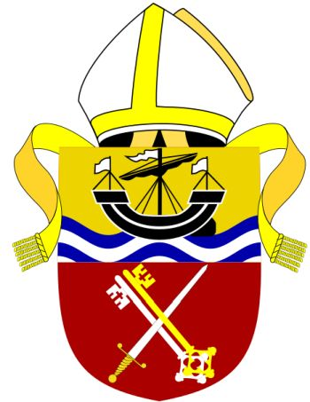 Arms (crest) of Diocese of Portsmouth