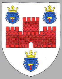 Arms of Ribe Amt