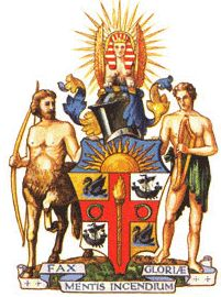 Arms of Royal Australasian College of Surgeons