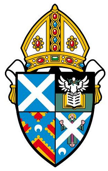 Arms (crest) of Diocese of St. Andrews, Dunkeld and Dunblane