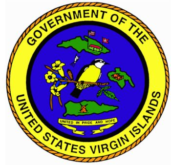 Arms of US Virgin Islands