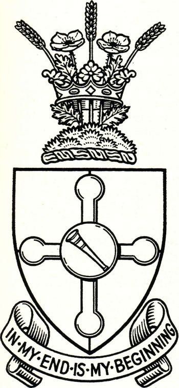 Coat of arms (crest) of Bletchley Park Training College