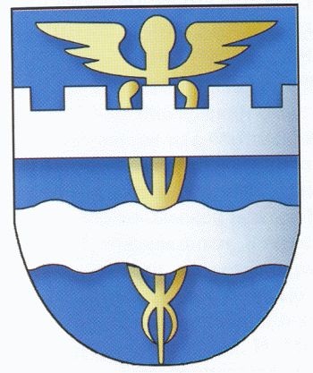 Arms (crest) of Haradzieja