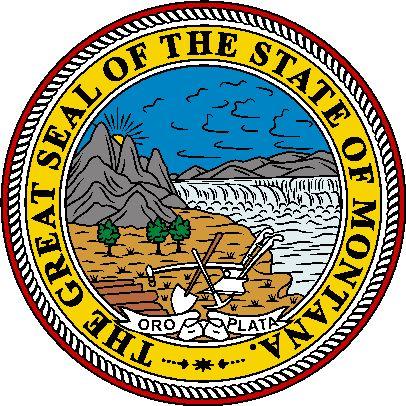 Montana - Coat of arms (crest) of Montana