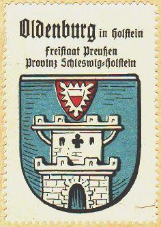 Oldenburg in Holstein - Wappen von Oldenburg in Holstein (coat of arms ...
