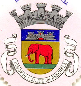 Arms (crest) of Benguela