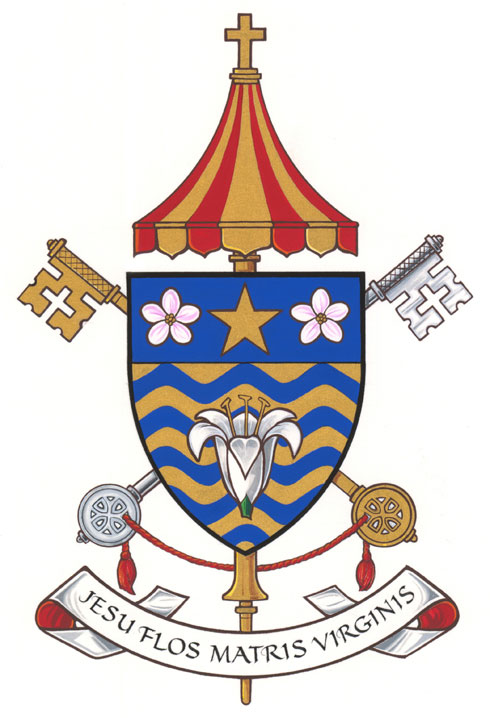 Arms of Saint Mary's Cathedral Basilica, Halifax