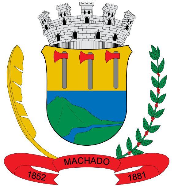Machado Minas Gerais fonte: www.heraldry-wiki.com