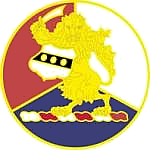 Arms of 28th Infantry Division Keystone , USA