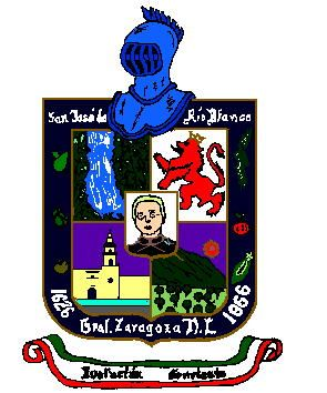Arms (crest) of General Zaragoza