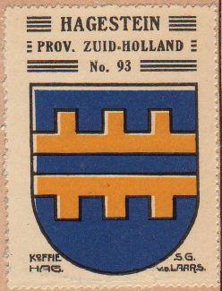 Hagestein - Wapen van Hagestein (coat of arms)