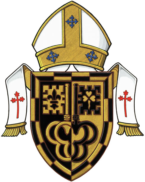 Arms (crest) of Diocese of London (Ontario)