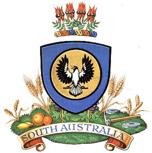 Arms of South Australia