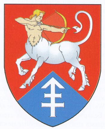 Arms (crest) of Halshany