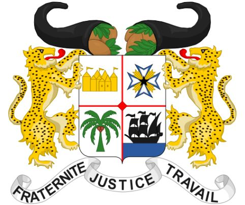 Arms of National Arms of Benin