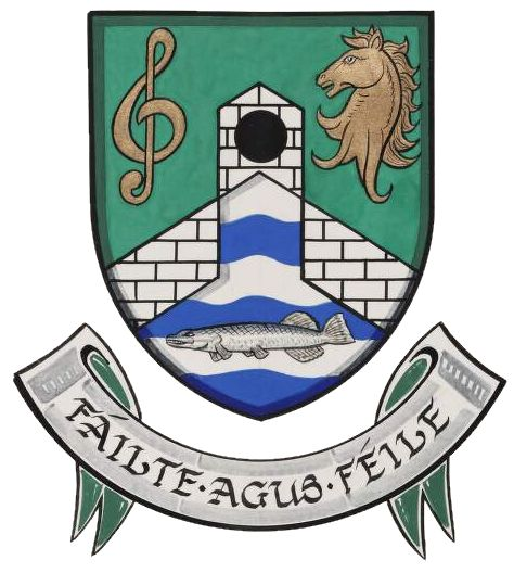 Coat of arms (crest) of Castleblayney