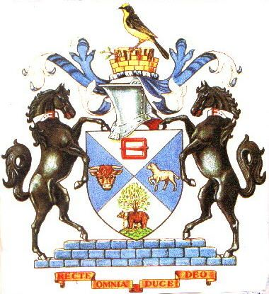 Arms (crest) of Berwick (Victoria)