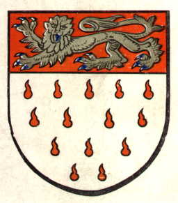 Arms (crest) of Chichester