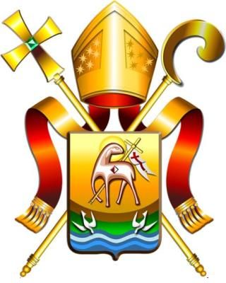 Arms (crest) of Diocese of Barreiras