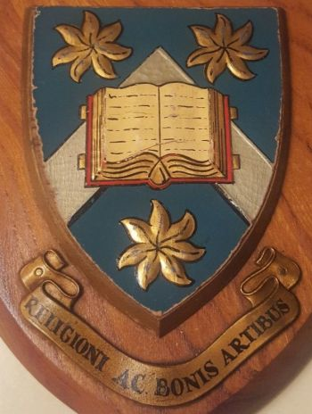 Coat of arms (crest) of Cotton College