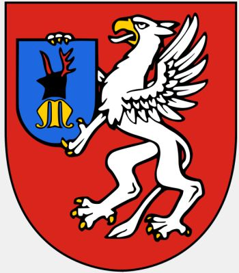 Arms of Mielec (county)
