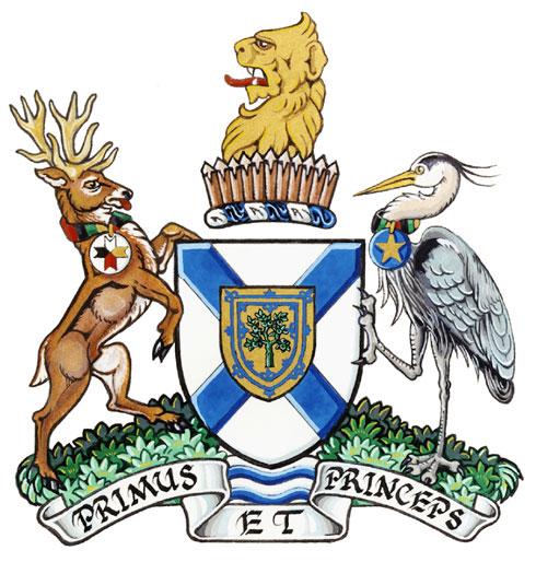 Coat of Arms of Annabpolis, Nova Scotia