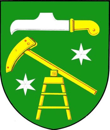 Arms of Lužice (Hodonín)