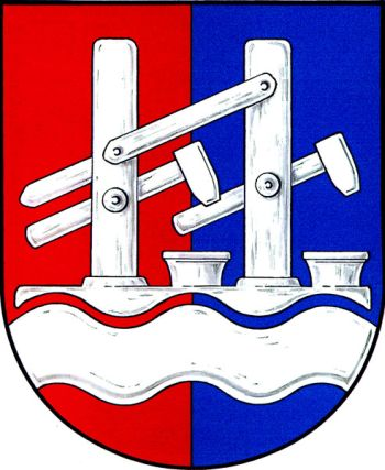 Arms of Nové Hamry