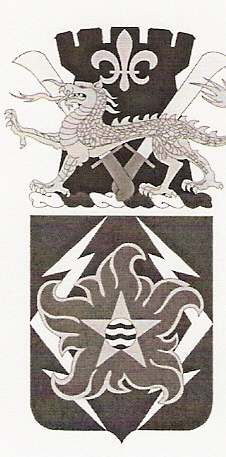 Arms of 184th Ordnance Battalion, US Army