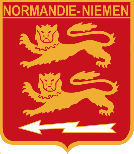 File:Fighter Squadron 2-30 Normandie-Niemen, French Air Force png