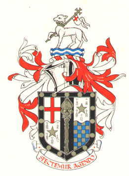 Arms (crest) of Lambeth