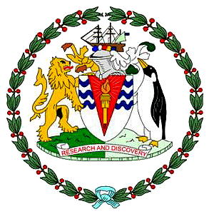 National Arms of the Falkland Islands Dependencies