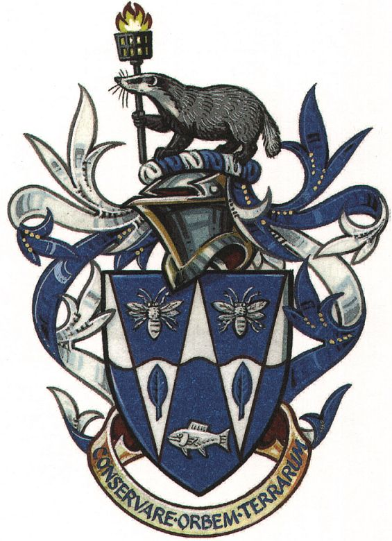 Arms of Institute of Wastes Management