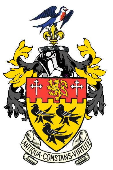 Arms (crest) of Arundel
