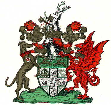 Arms (crest) of Sutton Coldfield