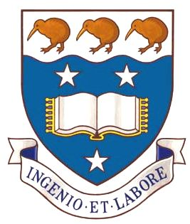 Arms of University of Auckland