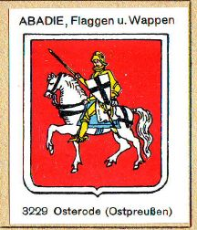 Arms of Osterode am Harz