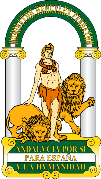 Arms (crest) of Andalucía