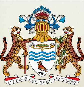 Arms (crest) of National Arms of Guyana