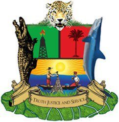 Arms (crest) of Bayelsa State
