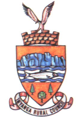 Arms of Nyanga (Zimbabwe)