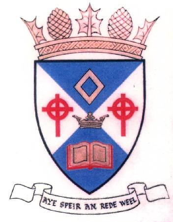 Arms (crest) of Currie
