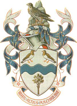 Arms (crest) of Upper Hutt
