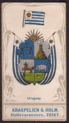 National Arms of Uruguay