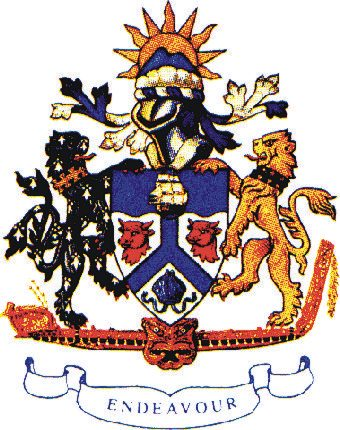 Arms (crest) of Gisborne
