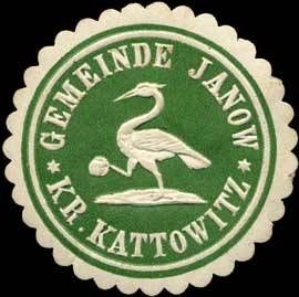 Seal of Janow