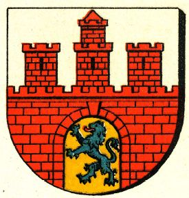 Arms (crest) of Harburg (Hamburg)