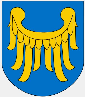 Arms of Rybnik (county)